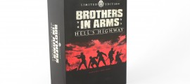 Brother in Arms Hells Highway Limited Edition doboz