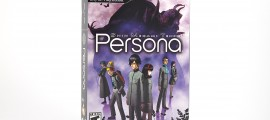 Persona Collectors Edition PSP doboz elölről