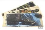 Uncharted 2 Press Kit artworkök