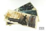 Uncharted 2 Press Kit képeslapok 2.kép