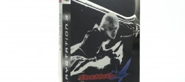 Devil May Cry 4 Collectors Edition doboz