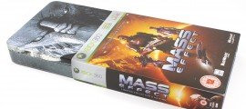 Mass Effect Limited Collectors Edition fémdoboz oldalról