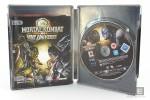 Mortal Kombat VS DC Universe Steelbook PlayStation 3 Blu-Ray