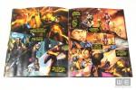 Mortal Kombat VS DC Universe Képregény kinyitva