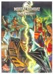 Mortal Kombat VS DC Universe Poszter
