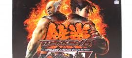 Tekken 6 Limited Edition HORI Arcade Stick doboz