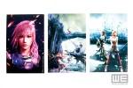 Final Fantasy XIII-2 Előrendelői Steelbook 11.kép